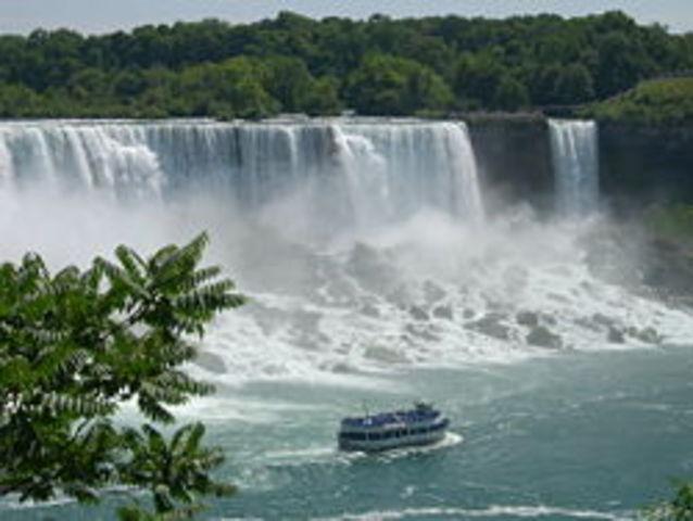 Niagara Falls Hydropower Station Opened
