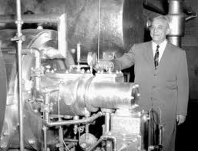 Wills Carrier invents electric air conditioning