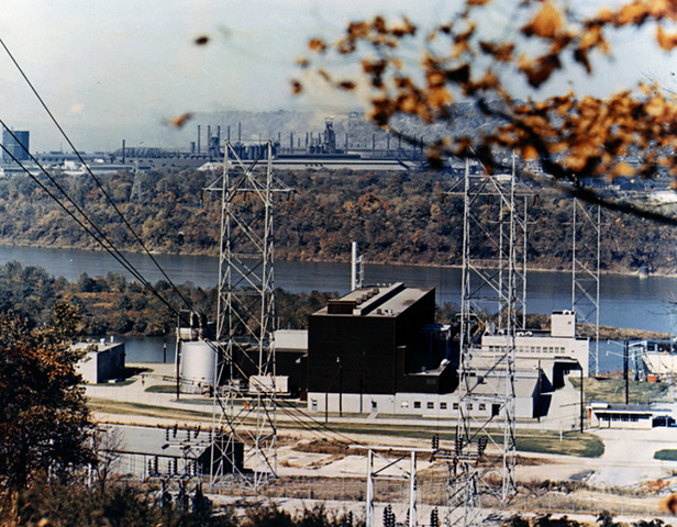 First Commercial Nuclear Power Plant