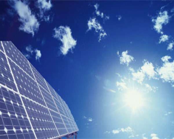 Formation of Solar Energy Research Institute