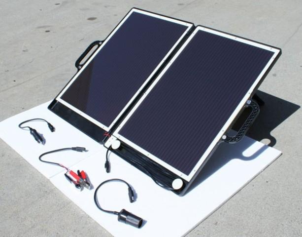 First Solar Energy Generator