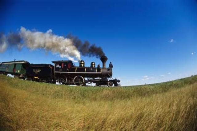 First steam useful engine is created