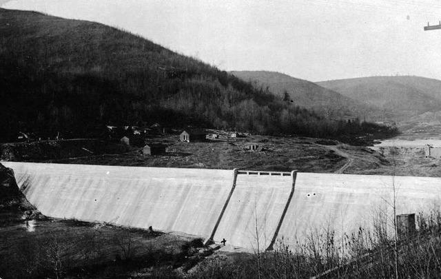 First Hydropower Dam