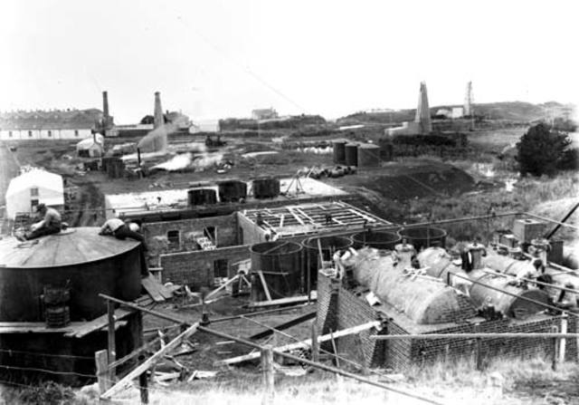 1st Petroleum Refinery