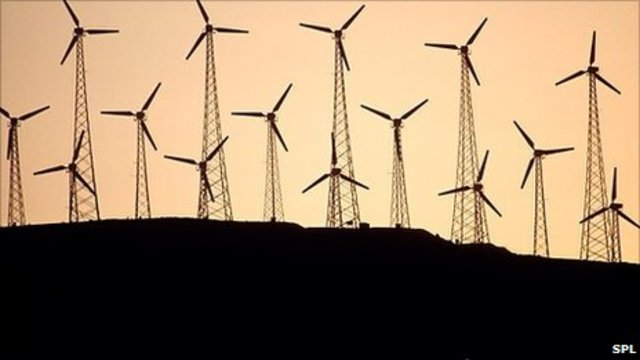 First Windfarm in the World