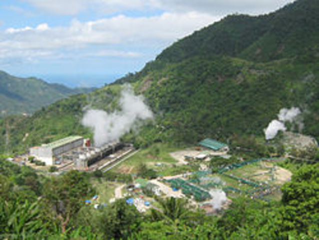 First Enounter with Geothermal Energy
