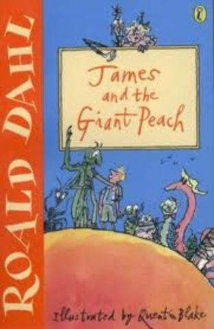 *James And The Gaint Peach