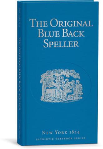 Blue Back Speller by Noah Webster