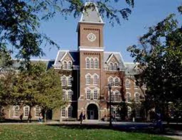 1945: 51% graduate and 40% go onto college