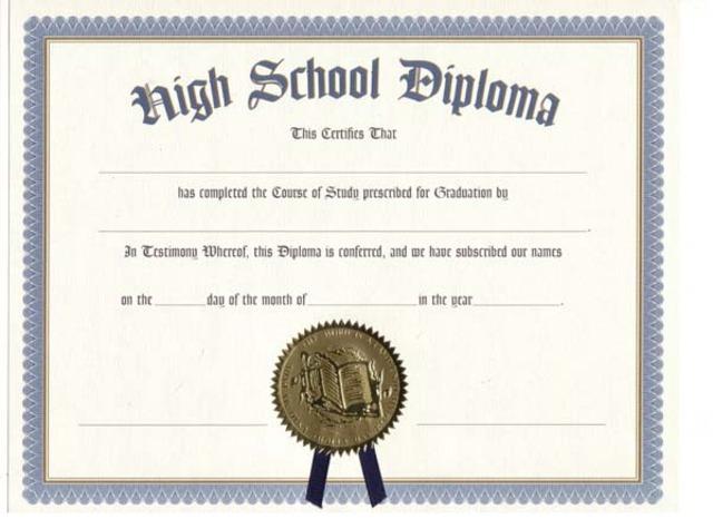 1950: 13.7 % African American High School Diploma