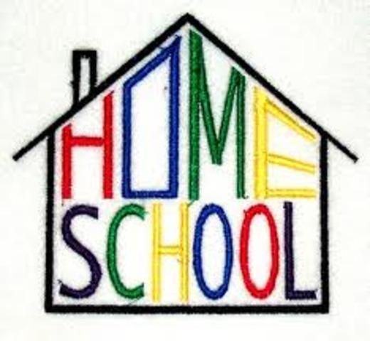 2.5 % Home Schooled