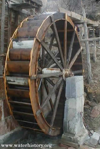 First watermill