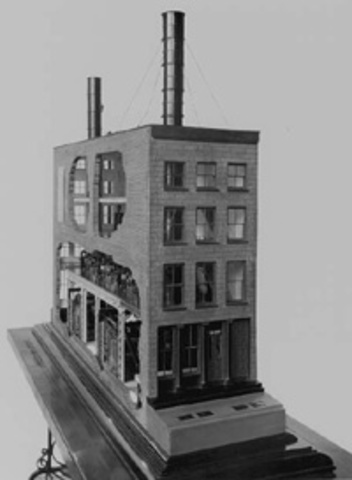 Thomas Edison opens Pearl Street Power Station, NYC, the first central electric generating power station.