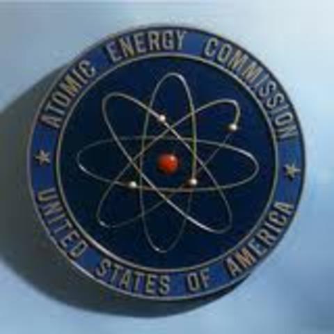International Atomic Energy Commission.