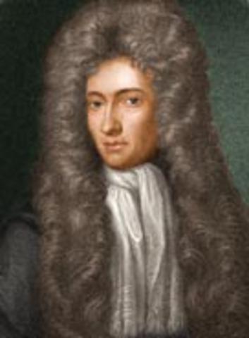Until Robert Boyle...
