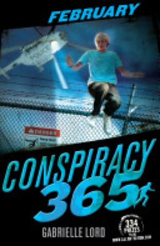 Conspiracy 365 2: February