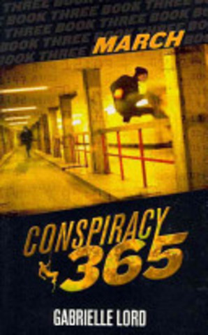 *Conspiracy 365 3: March