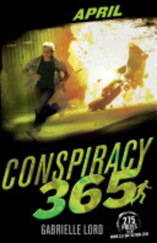 Conspiracy 365 4:April