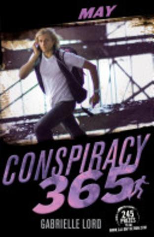 Conspiracy 365 5:May