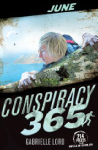 Conspiracy 365 6: June