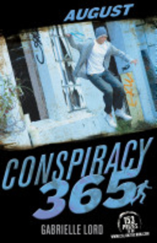 Conspiracy 365 8:August