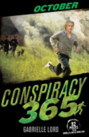 Conspiracy 365 10: October