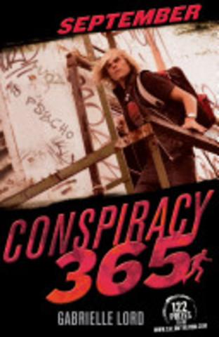 Conspiracy 365 9: September