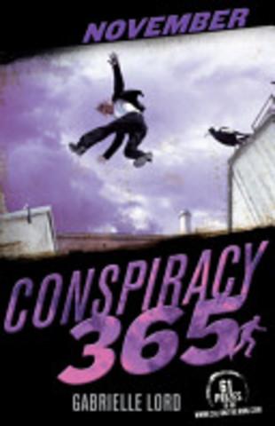Conspiracy 365 11: November