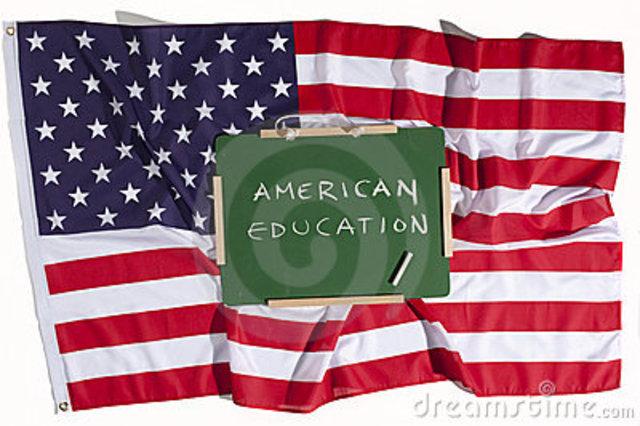 U.S. Leads Education worldwide