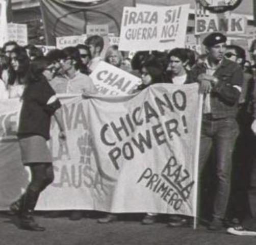 A Multicultural America: Chicano Civil Rights Movement