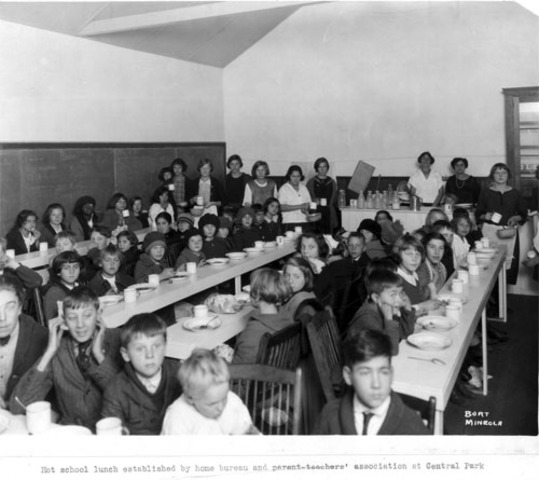 The National School Lunch Act