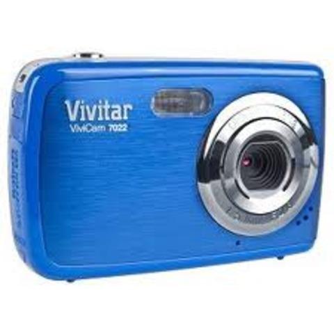 Digital Camera - short quiz on the parts