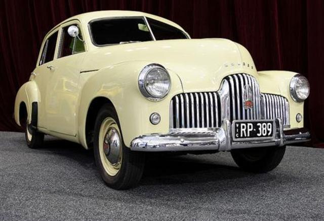 Australia's First Car