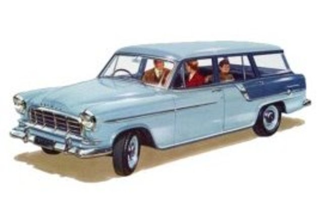 First Holden Developed Entirely in Australia