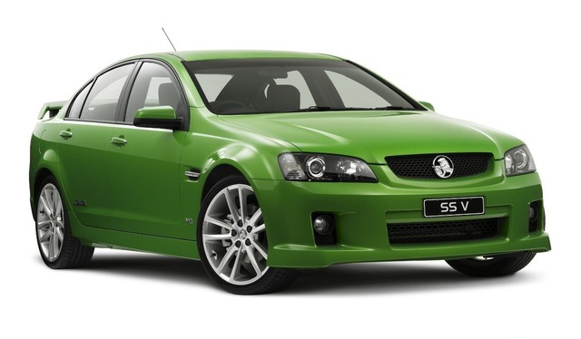 Commodore: Top Selling Car