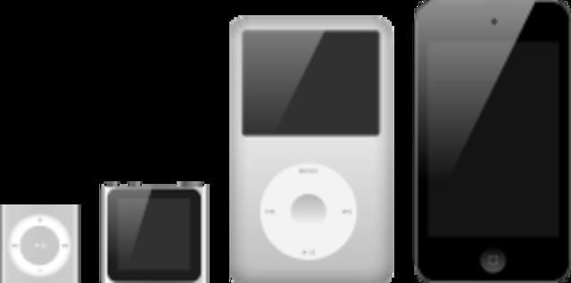 iPod introduced