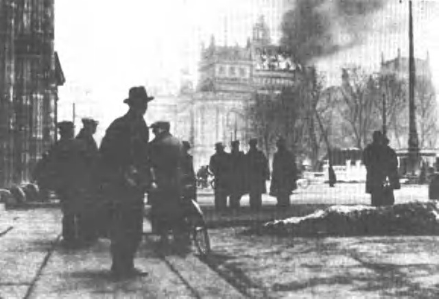 Reichtag fire