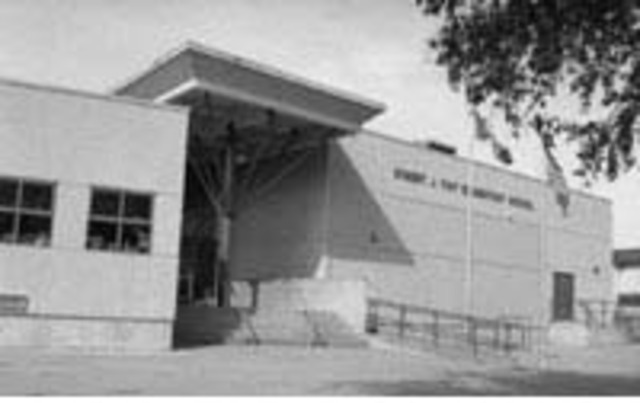 Tait Elementary opens