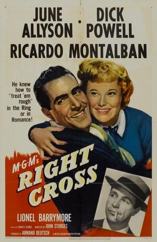 """""""Right Cross"""""""