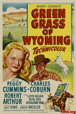 """Green grass of Wyoming"""