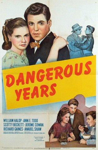 """Dangerous years"""