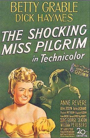 """""""L'extra-vagante Miss Pilgrim"""""""