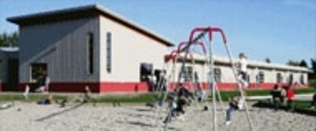 Ferris Elementary School opens
