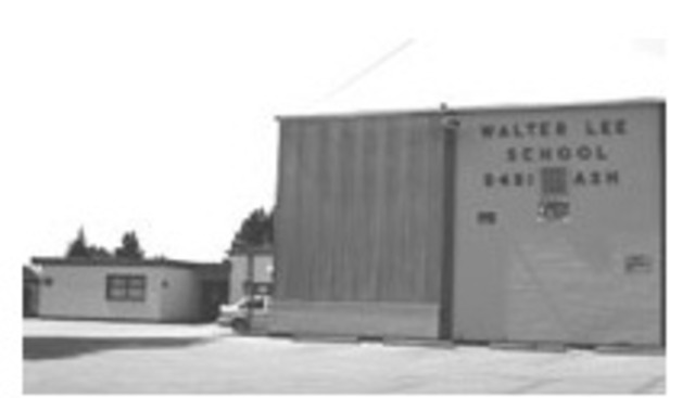 Walter Lee Elementary opens