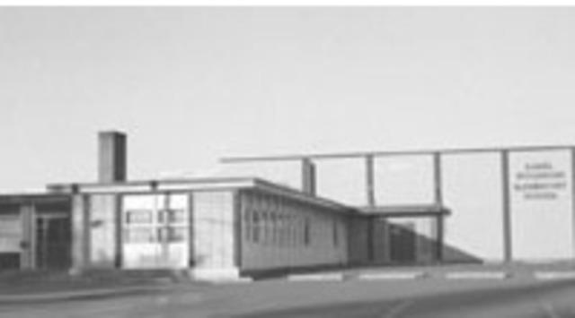 Woodward Elementary School opens