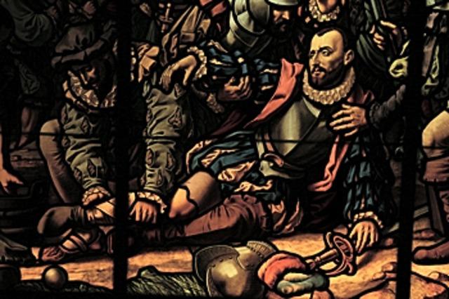 Beginning of the conversion of Ignatius