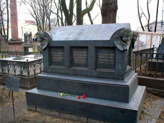 Смерть В.А. Жуковского