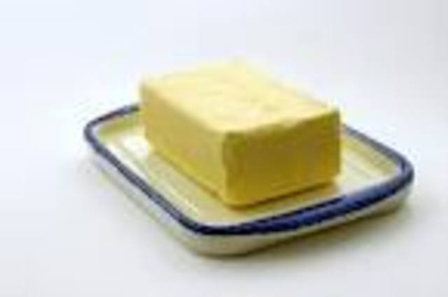 Butter Rationing Ends