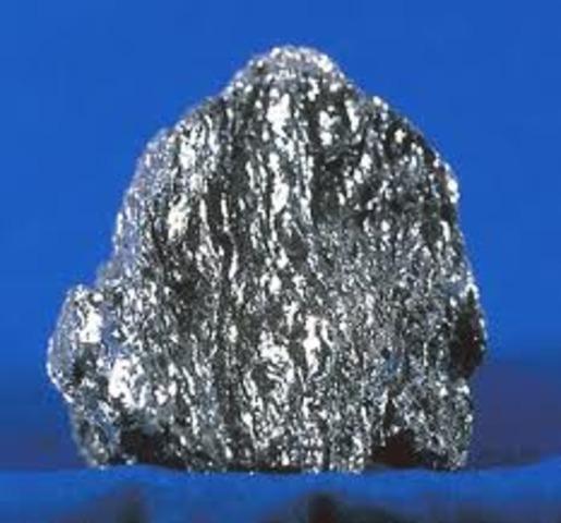 Lang Hangcock discovers iron ore