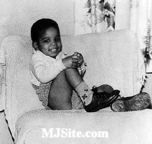 When Michael was born.